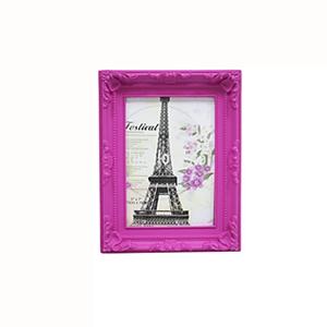 Porta Retratos Provençal Pink 21,5X15cm