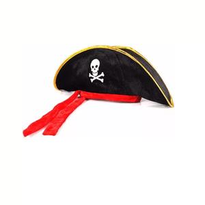 Chápeu De Festa Pirata Infantil