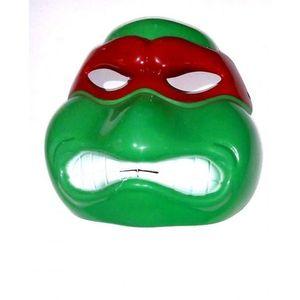 Máscara em Plástico Rígido Tartaruga Sortidos