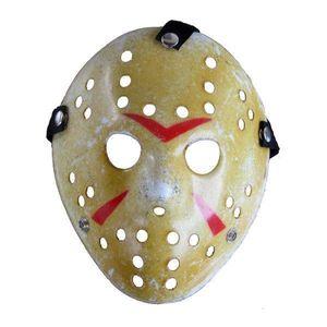 Máscara em Plástico Rígido Filme de Terror