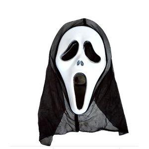 Máscara em Plástico da Morte