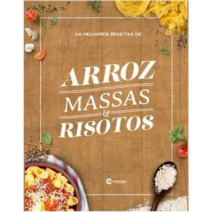 Livro de Receitas de Arroz/Massas&Risotos