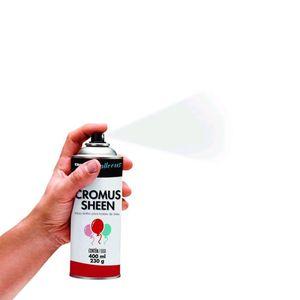 Spray Brilho Para Balões de Latex Cromus 400ml