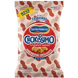 Amendoim Levemente Salgado Crokíssimo 90g