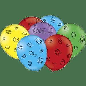 Balão de Latex n°9 - 25 unidades