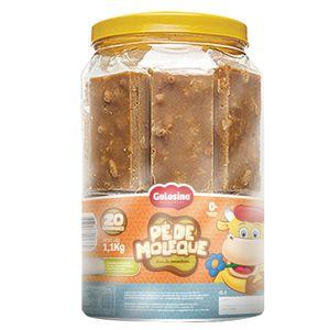 Doce de Amendoim Pé de Moleque 20 unidades 1,10kg