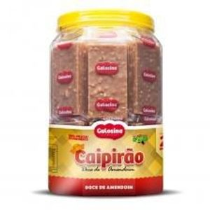 Caipirão Doce de Amendoim 20 unidades 1,10kg