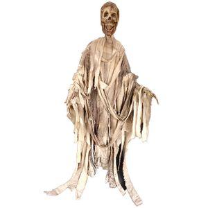 Espantalho Múmia de Pendurar Decorativo 150cm