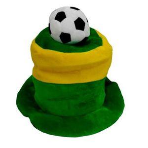 Chapéu Futebol Tamanho Único