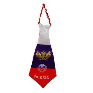 Gravata de Cetim 60cm Russia