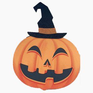 Painel Abobora Halloween Led - HW1402