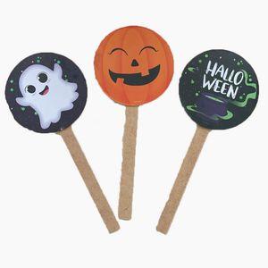 Kit Picks Decorado Halloween - HW2001