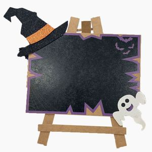 Lousa Halloween MDF - HW1503